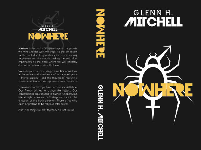 Nowhere - a novel by Glenn H Mitchell