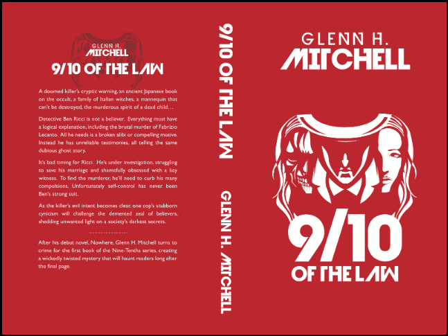 Nine-Tenths of the Law by Glenn H Mitchell Amazon UK